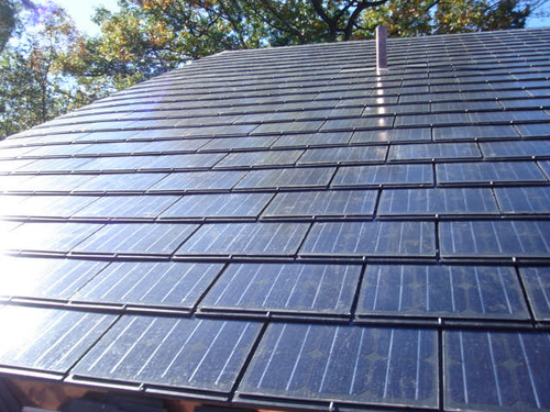 Atlantis Energy BIPV Sunslates6-SS156GM 23 Watt Roof Sunslate