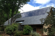 Atlantis Energy BIPV Tallslate-TS125LM 42 Watt Roof Sunslate