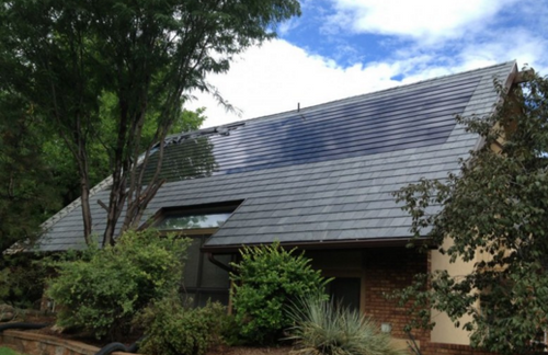 Atlantis Energy BIPV Tallslate-TS125LM 42 Watt Roof Sunslate