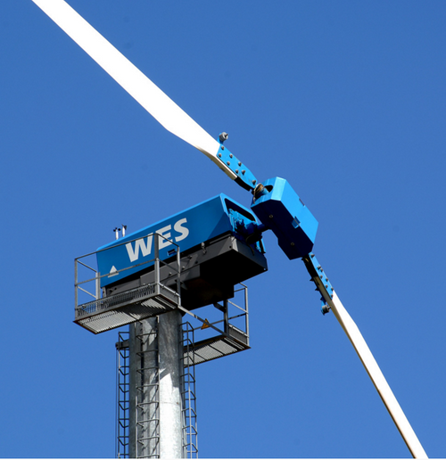 Wind Energy Solution WES80 80kW Wind Turbine