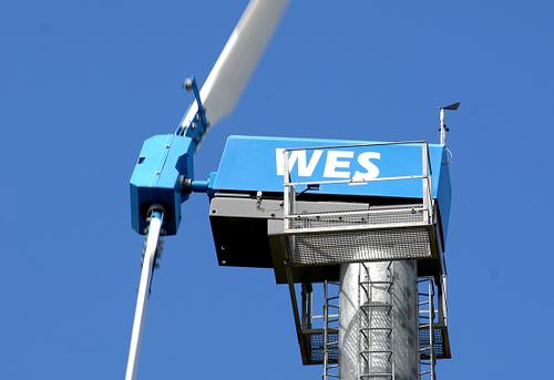 Wind Energy Solution WES100 100kW Wind Turbine