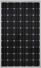 Gintech Energy GIN-M6-60-BK-270 270 Watt Solar Panel Module