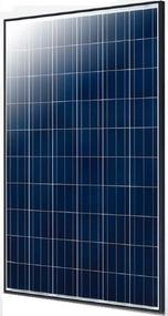 ET Solar ET-P660260WB 260 Watt Solar Panel Module