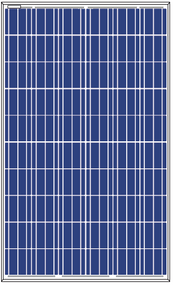 Boviet BVM6610P-255 255 Watt Solar Panel Module