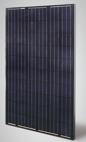 Sunrise SR-M660260-B 260 Watt Solar Panel Module