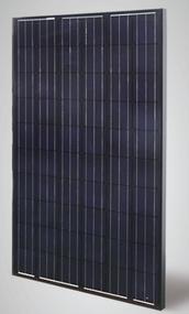 Sunrise SR-M660265-B 265 Watt Solar Panel Module