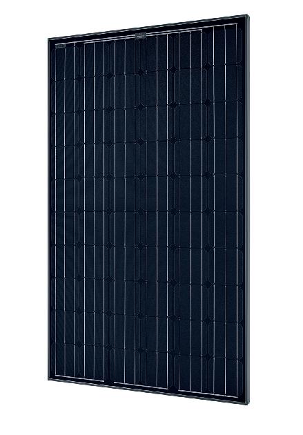 SolarWorld SunModule Plus SW 285 Mono Black 285 Watt Solar Panel Module