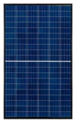 REC Twin Peak Series REC-270TP-BLK 270 Watt Solar Panel Module