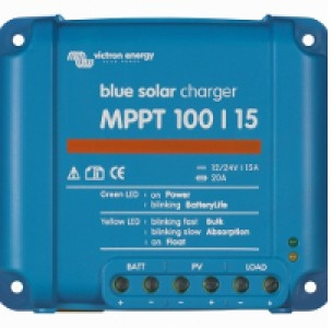 Victron Energy BlueSolar MPPT 100V 15A Charge Controller