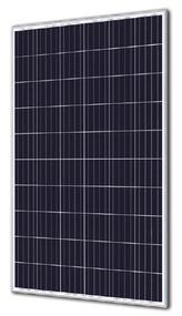 Talesun Solar TP660P 265 Watt Solar Panel Module