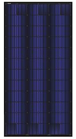 Boviet BVM6612M-315 315 Watt Solar Panel Module