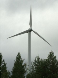 Vestas V47 660kW Wind Turbine