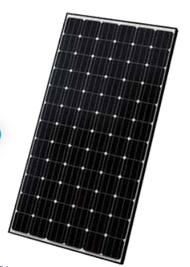 Panasonic VBHN240SA06 240 Watt Solar Panel Module