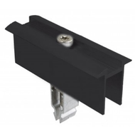 Schletter Rapid 2+ Black Mid Clamp for Modules 40-50mm