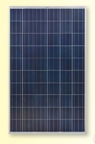 Heckert Nemo 60P 250 Watt Solar Panel Module