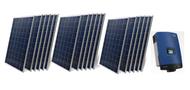 Heckert Nemo 60P 4500 Watt Solar Panel Module Kit