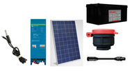 REC Peak Energy Series REC250PE 1500 Watt Solar Panel Module Kit
