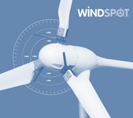 Southwest Windpower Skystream 3 7 2 1kW Wind Turbine
