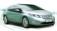 Chevrolet Volt Electric Vehicle Image