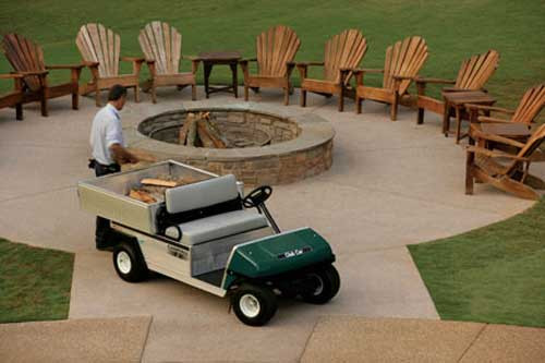 Club Car Carryall 2 Electric Vehicle Image