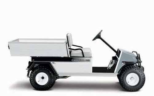 Club Car Carryall 252 Electric Vehicle Image