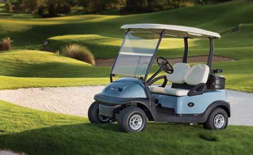 Club Car Precedent i2 Excel Electric Vehicle Image