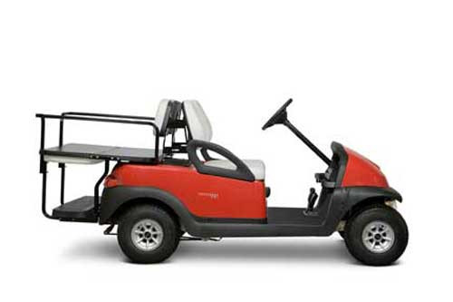 Club Car Precedent XF 2in1 Electric Vehicle Image