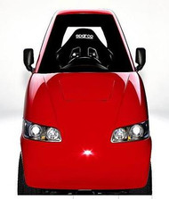Commutercars Tango T600 Electric Vehicle Image