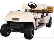 Cushman Bellhop 4 Electric Vehicle
