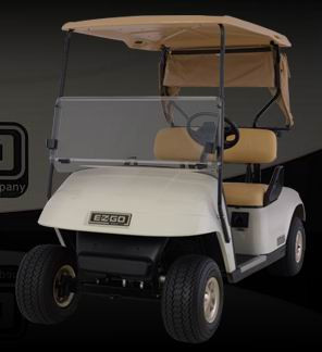 E-Z-GO Golf Freedom  TXT Electric Vehicle Image