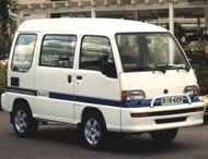 Elcat Cityvan 202 Electric Vehicle Image