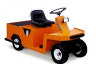 ePower Trucks E290 Electric Tug Electric Vehicle Image