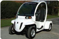 GEM e2 Electric Vehicle Image