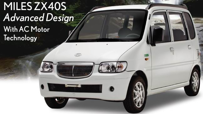 Miles ZX40S Electric Vehicle