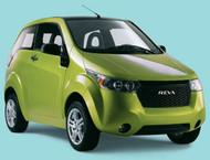REVA NXR Electric Vehicle Image