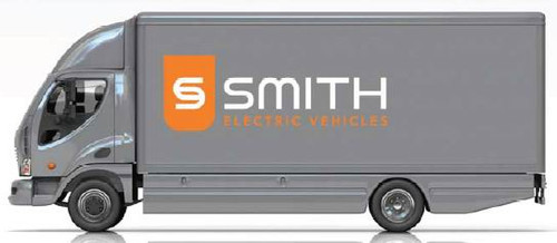 Smith Newton Electric Vehicle Image