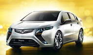 Vauxhall Ampera Electric Vehicle Image