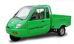 Zenn Xebra Zaptruck Electric Vehicle Image