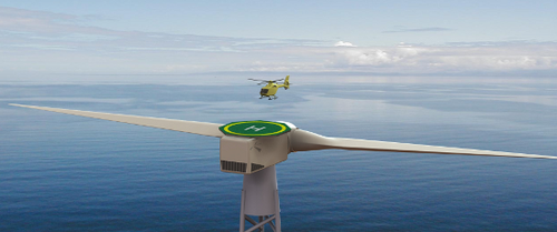 2-B Energy 2B 6MW Wind Turbine