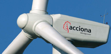 Acciona AW-82 1500kW Wind Turbine