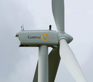Gamesa G80 2MW Wind Turbine