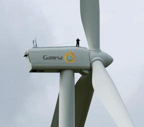 Gamesa G80 2MW Wind Turbine