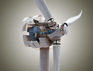 GE Energy 4.1-113 4.1MW Wind Turbine