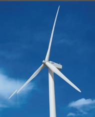 Samsung 25S 2640kW Wind Turbine