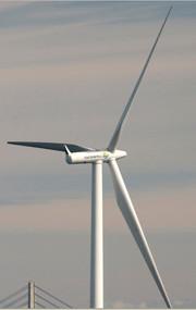 Siemens SWT-2.3-93 2.3MW Wind Turbine