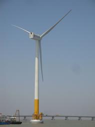 Sinovel SL-3000/90 3MW Wind Turbine