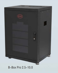 B-BOX 10.0 : BYD 10.0 kWh Lithium Iron Phosphate Battery Pack in Cabinet (4 x 2.5kWh Battery)