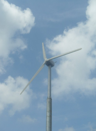 Skywing 20kW Wind Turbine Image