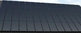 Avancis Powermax 110 Watt Solar Panel Module