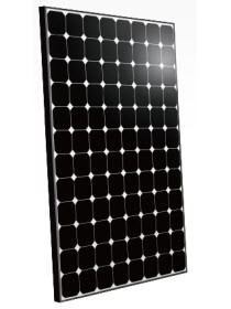 Auo BenQ Sunforte PM096B00 330 Watt Solar Panel Module